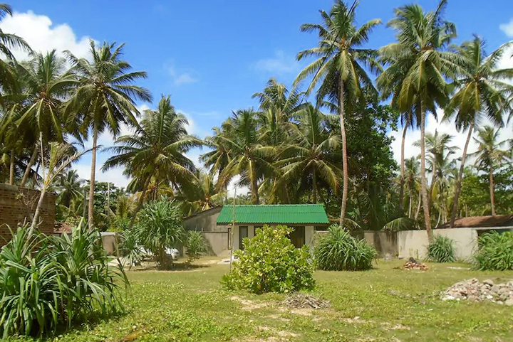 Balapitiya Beach House