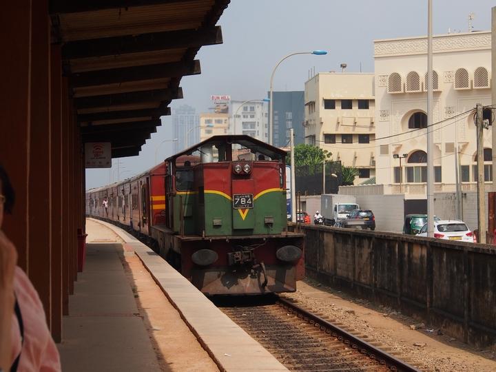 Bambalapitiya Station