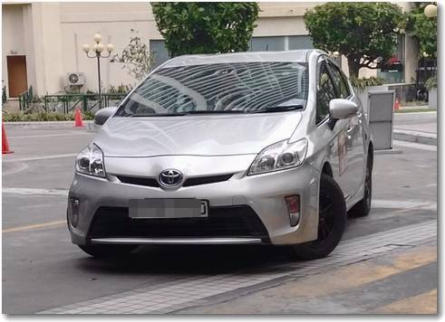 旧Prius