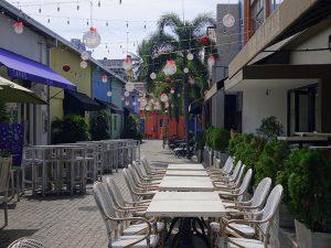 Park Street, Colombo