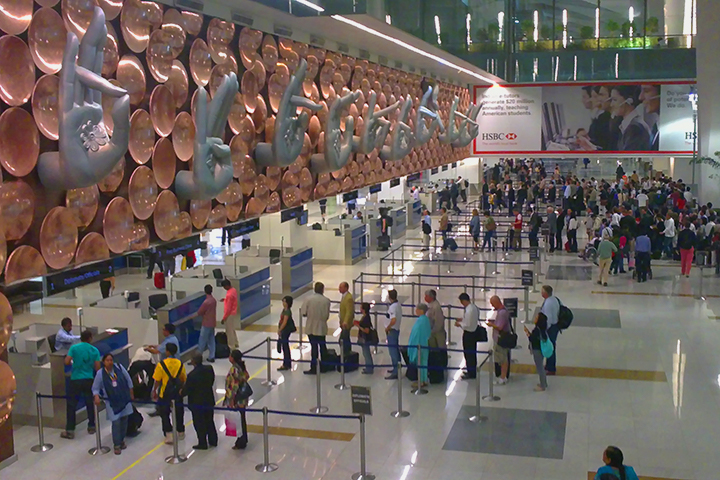 Delhi Airport