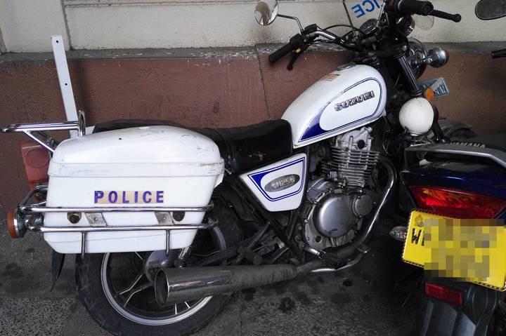 PoliceBike
