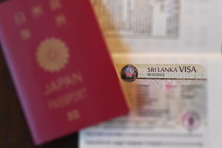 Sri Lanka VISA