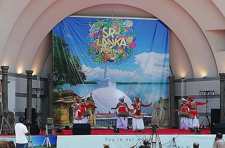 Srilanka Festival 2018